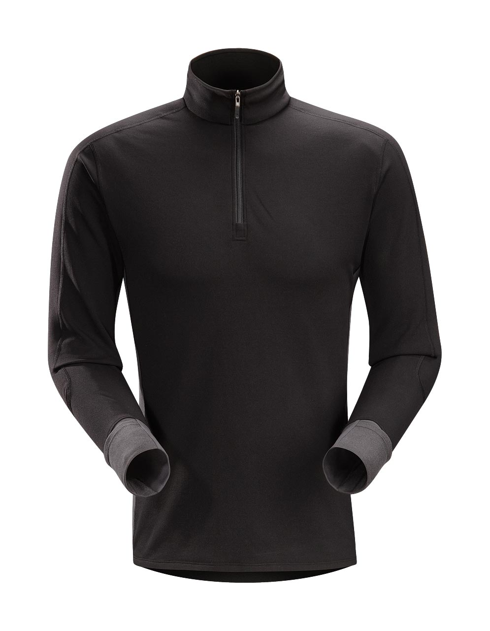 Arcteryx Black Phase SV Comp LS